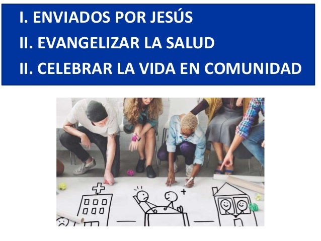 Evangelizar la salud Slide 2