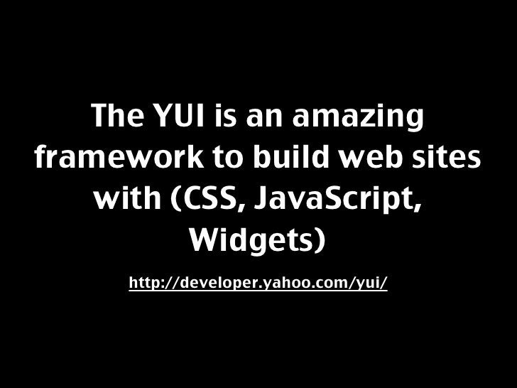 Our APIs give access to all our             data:    http://developer.yahoo.com/everything.html