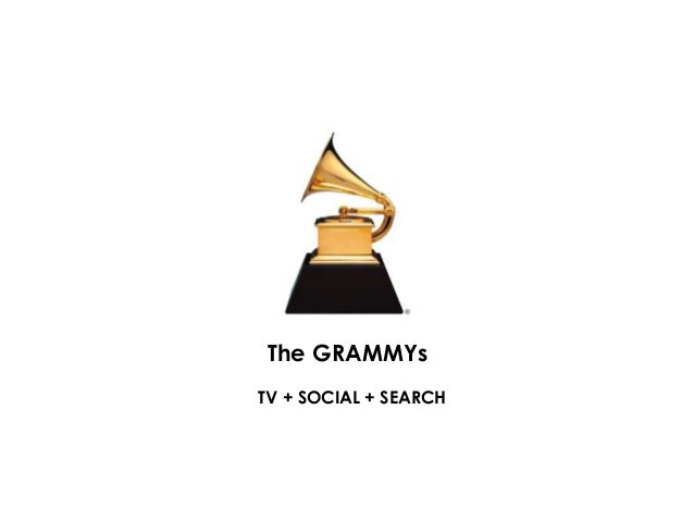 The GRAMMYsTV + SOCIAL + SEARCH