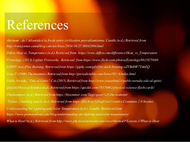 Physics heat & temperature