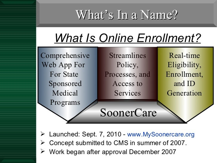 oklahoma health care authority  online enrollment  easy as