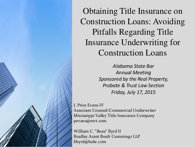 Commercial Construction Loans - How To Get Construction Lending