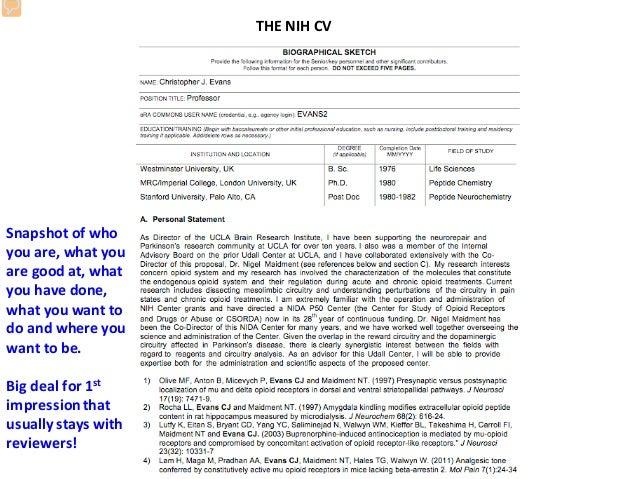 k99 personal statement