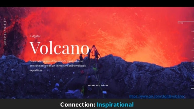 Confidential. Not to be copied, distributed, or reproduced without prior approval. https://www.ge.com/digitalvolcano/ Conn...