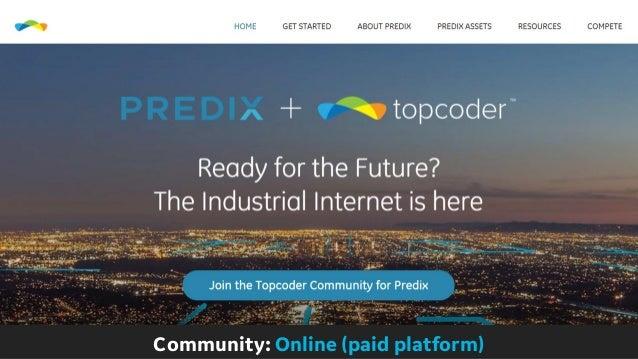 Community: Online (paid platform)