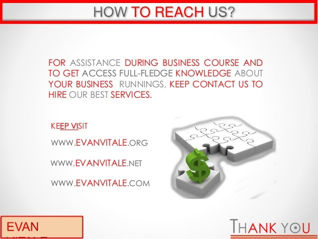 FOR ASSISTANCE DURING BUSINESS COURSE AND TO GET ACCESS FULL-FLEDGE KNOWLEDGE ABOUT YOUR BUSINESS RUNNINGS, KEEP CONTACT U...