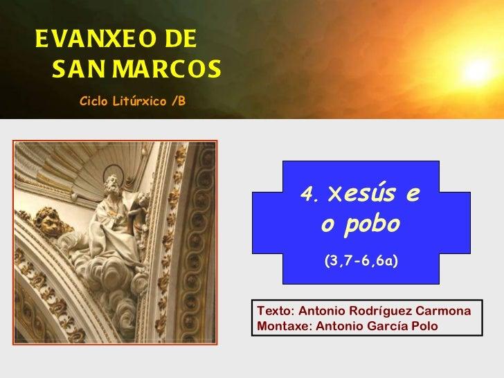 Evanxeo marcos 4