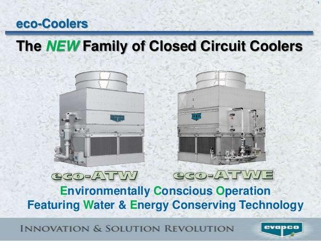 Evapco Eco Cooler Overview