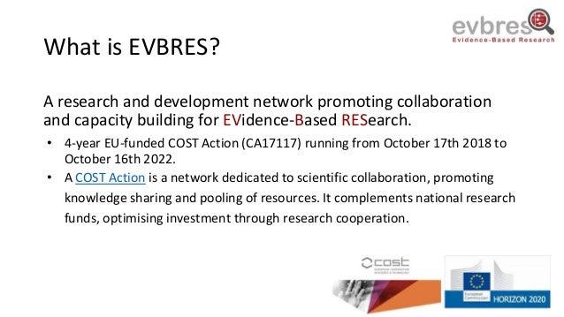 Introduction to EVBRES Slide 2