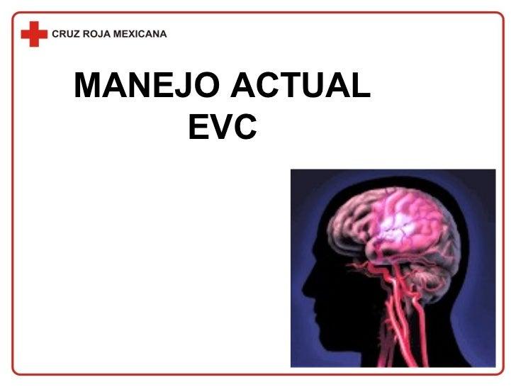 MANEJO ACTUAL EVC