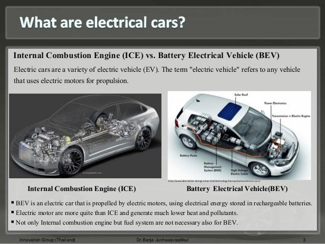 Electric Car Transparency