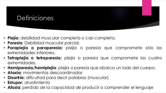 Enfermedad vascular cerebral Slide 35