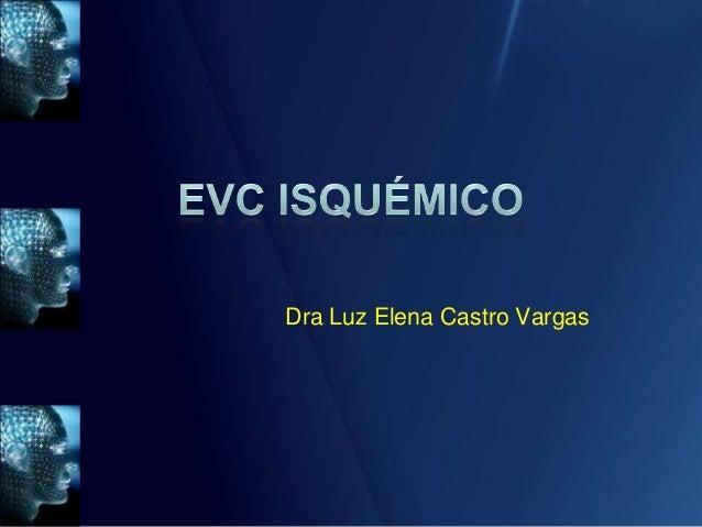 Dra Luz Elena Castro Vargas