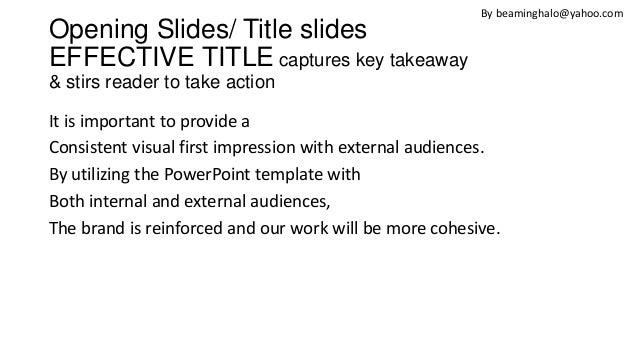Ppt powerpoint guideline by beaminghaloyahoo 16 toneelgroepblik Image collections