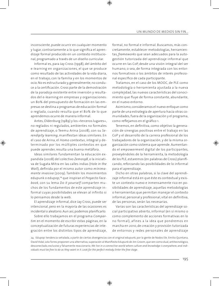 Libro Proyecto facebook, Universidad 2.0