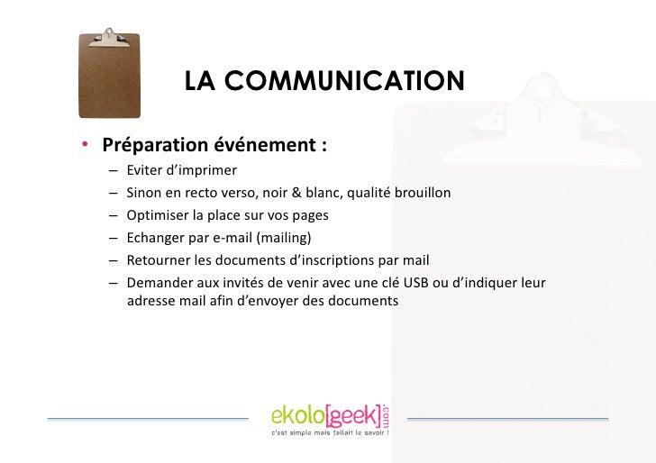 LA COMMUNICATION  •! >/.8*/*+quot;&(,.7.(#'#(+,:,    –! T9,8'4$NW,+14,+'4$    –! P,(2($'($4'=82$9'472U$(2,4$b$?:*(=U$H3*:,...