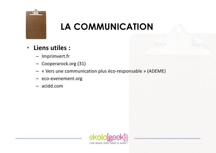 LA COMMUNICATION  •! !quot;#(3,$+quot;0#3,:,    –! +14,+9'48X<4$    –! ;221'4*42=eX24A$Df]G$    –! M$g'47$3('$=2++3(,=*8,2...