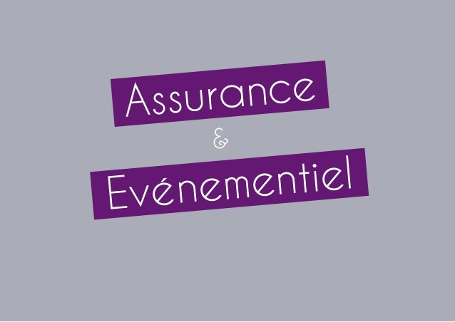 Evénementiel Assurance &