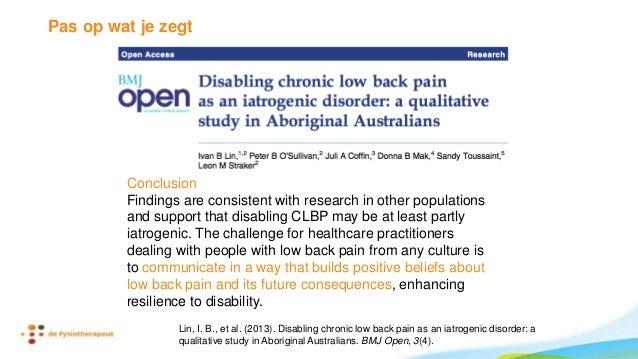 Disclosure vs non-malificence Patiënt volledig informeren omtrent mogelijke bij- en nawerkingen, inclusief ernstige risico...