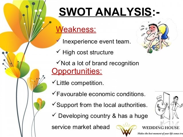 swot analysis event planning Good planning should be at the heart of any event but before you get to planning, get analyzing swot analysis is one of the best tools here's how to do it easily a contextual analysis is always welcome whether we are managing a large or small event one of the most used tools to understand the.