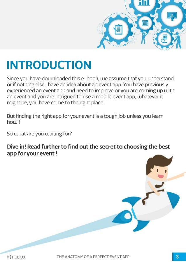 Free E Book The Anatomy Of A Perfect Event App