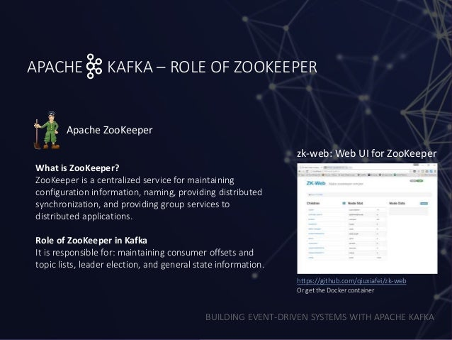 Building Event-Driven Systems with Apache Kafka