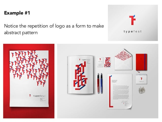 50 inspiring examples of corporate identity and branding.
