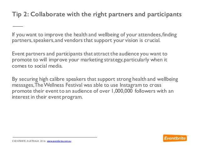 eventbrite wellness event health checklist