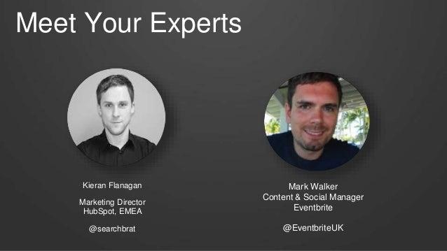 WEBINAR: The New Rules of Event Marketing - Sept 2014 Slide 3