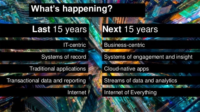 [Event] Digital transformation : How it affects us - PRESENTATION POST LUXEMBOURG Slide 2