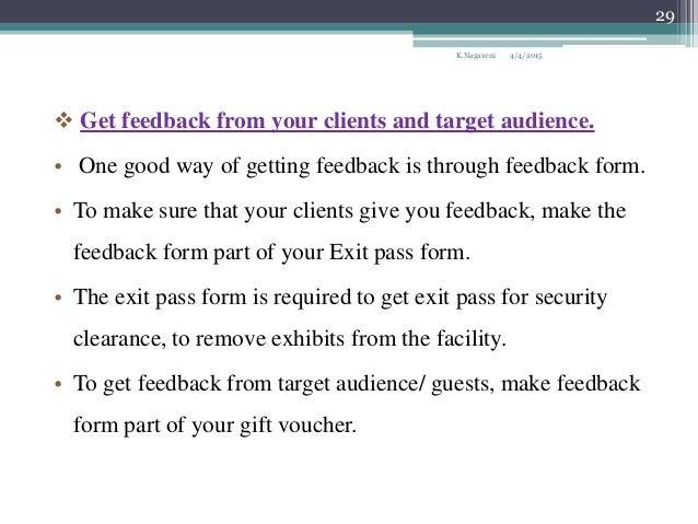 Doc500647 Seminar Feedback Form Workshop Event Seminar – Audience Feedback Form