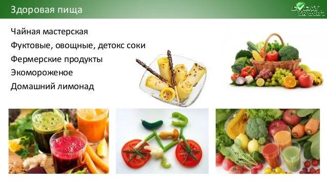 Чайная мастерская Фуктовые, овощные, детокс соки Фермерские продукты Экомороженое Домашний лимонад Здоровая пища