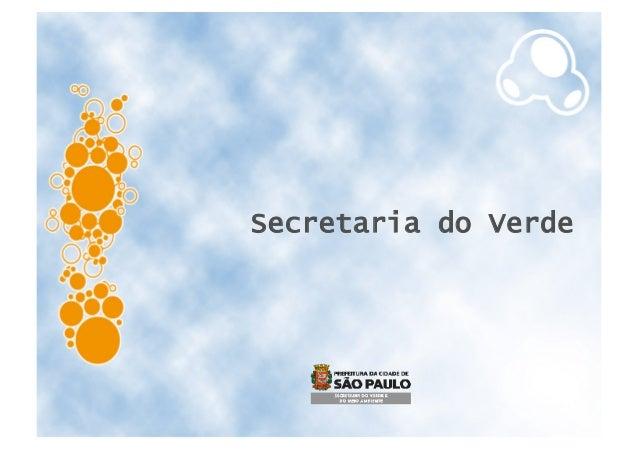 Secretaria do Verde
