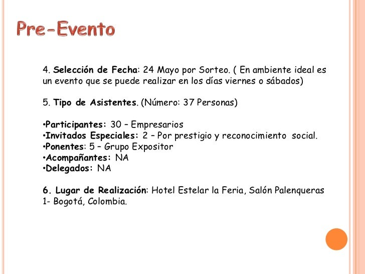 Evento Empresarial 1
