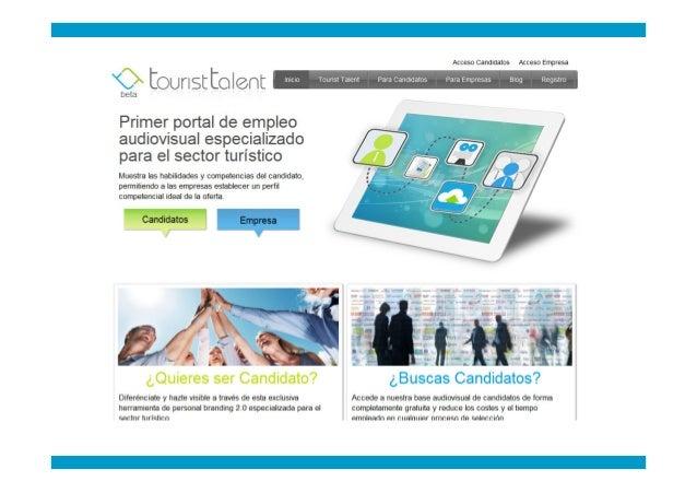 La herramienta de selección en Turismo quemuestra HABILIDADES y COMPETENCIAS           www.TouristTalent.es
