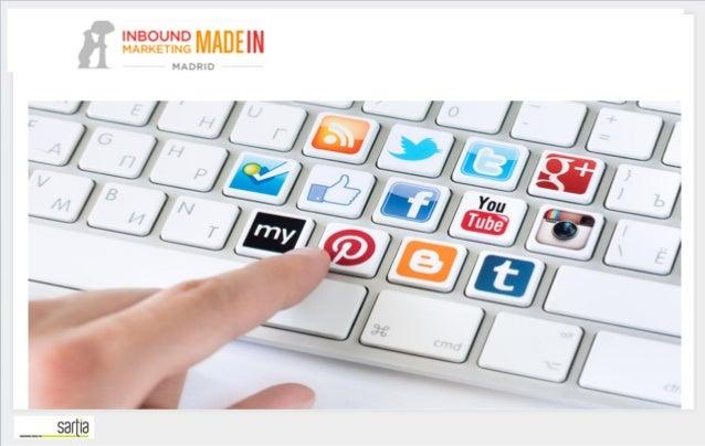 Social Selling: Cómo conseguir atraer y conectar con el nuevo cliente digital Slide 3