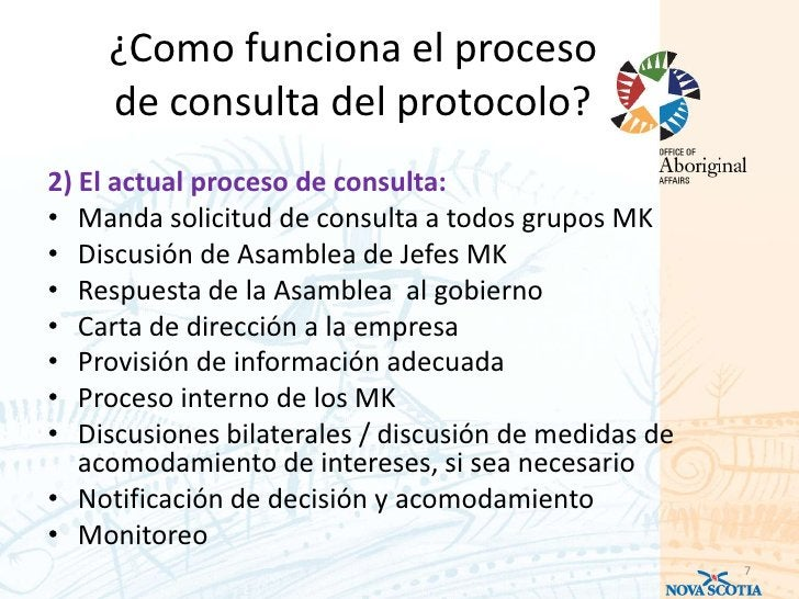 ¿Como funciona el proceso    de consulta del protocolo?2) El actual proceso de consulta:• Manda solicitud de consulta a to...