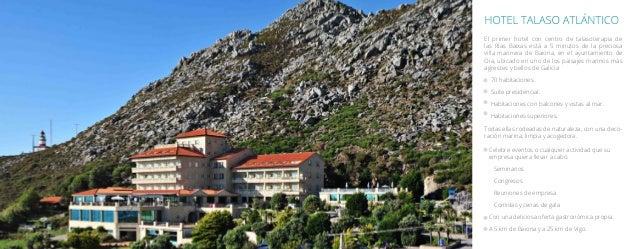 Eventos de empresa en Hotel Talaso Atlantico Slide 3