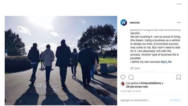 Evento Sin Oficina 2019 - Wences Garcia
