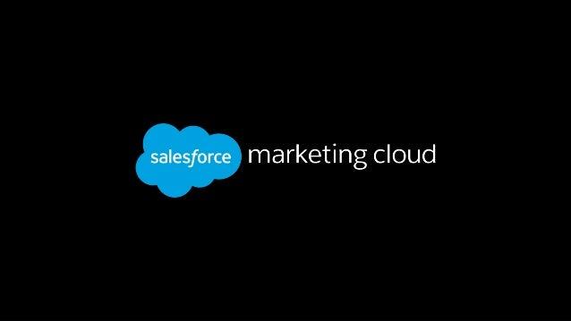 El Futuro del Marketing Digital omartin@salesforce.com Daniele Barracas, Account Executive, Mexico