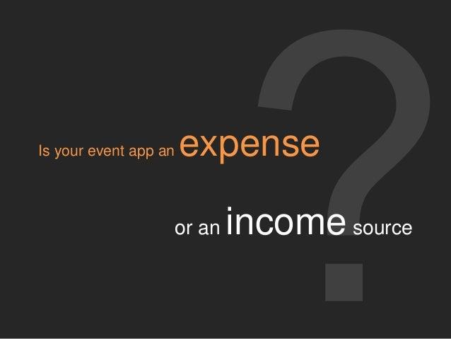 No budget? No problem! 10 Tips to turn your meeting app into a revenue generator Slide 3