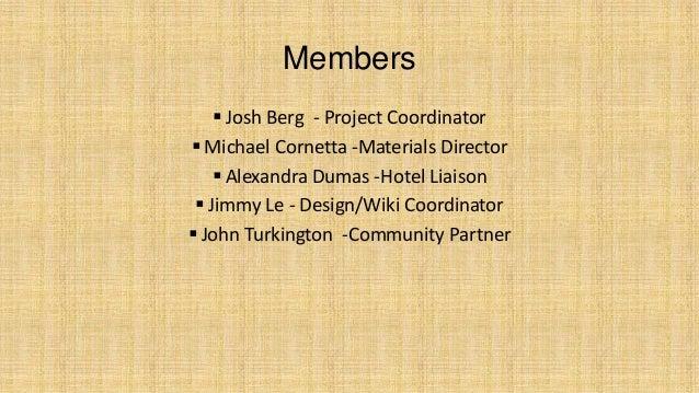 Event presentation Slide 2