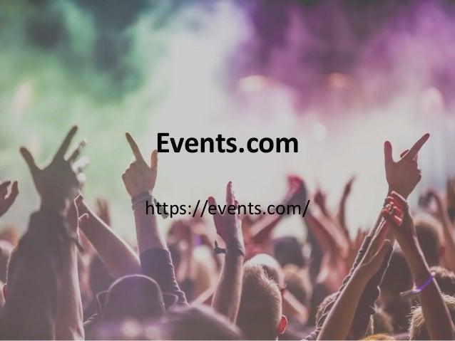 Events.com https://events.com/