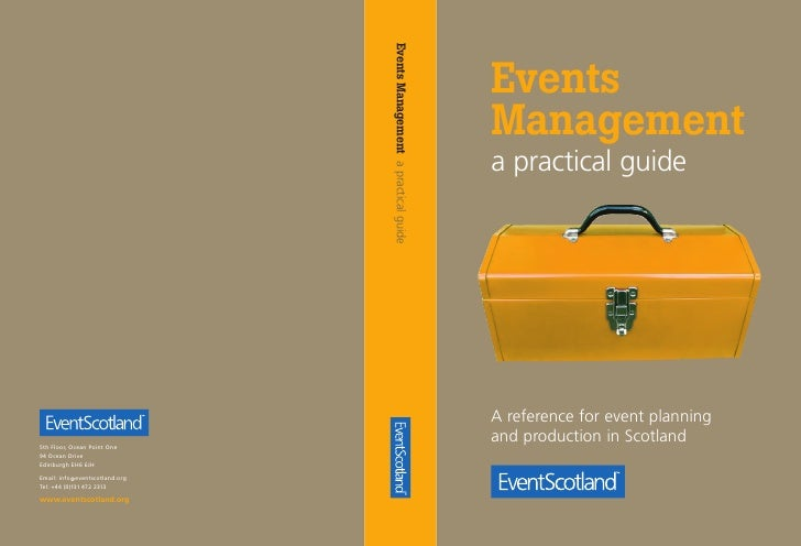 Events Management a practical guide                                                                      Events           ...