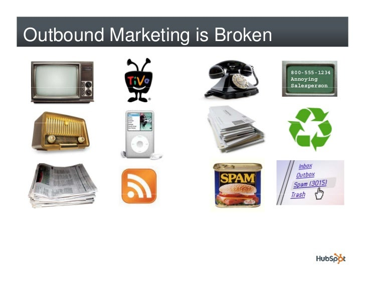 How to Promote an Event with Inbound Marketing Slide 3