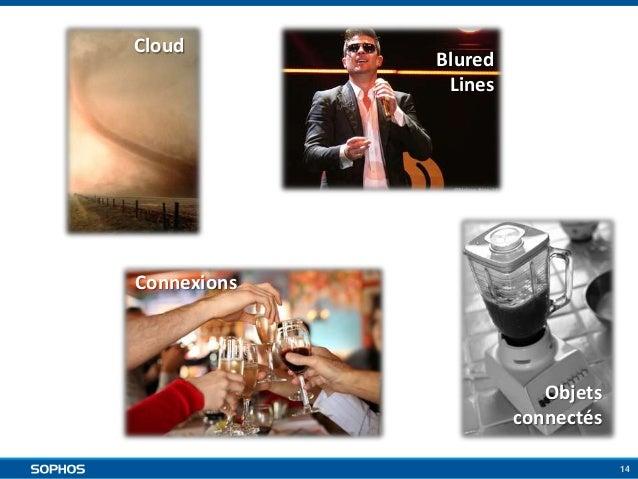 Cloud  Blured Lines  Connexions  Objets connectés 14