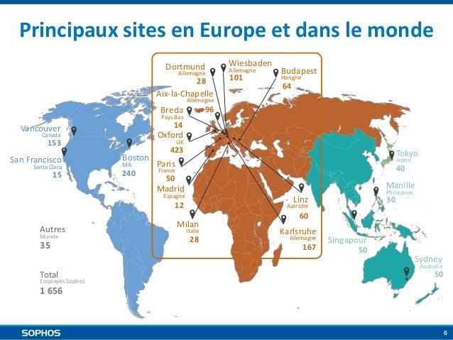 Principaux sites en Europe et dans le monde Dortmund  Allemagne  28  Aix-la-Chapelle  Wiesbaden Allemagne  101  Budapest H...