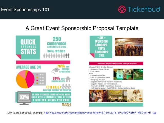 Event Sponsorships  How To Grow Your Event Revenue With Sponsorsh