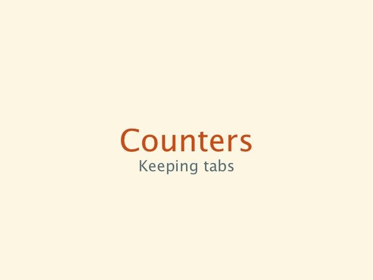 G-Counter
