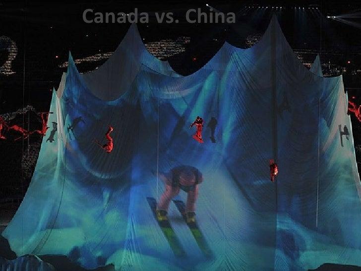 Canada vs. China